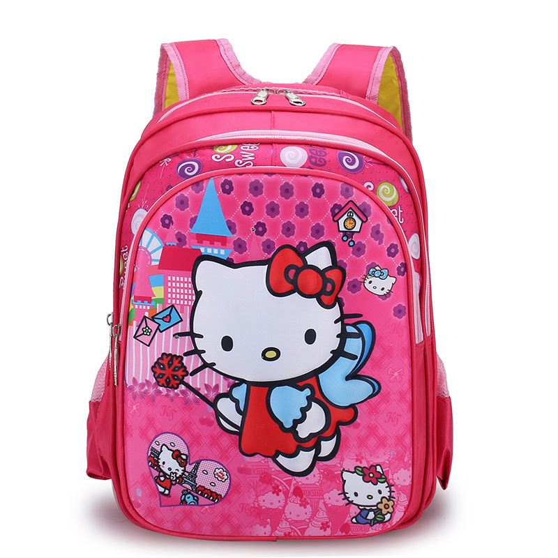 JT11123 LED IDR.145.000 MATERIAL NYLON SIZE L31XH41XW19CM WEIGHT 520GR COLOR HELLOKITTY