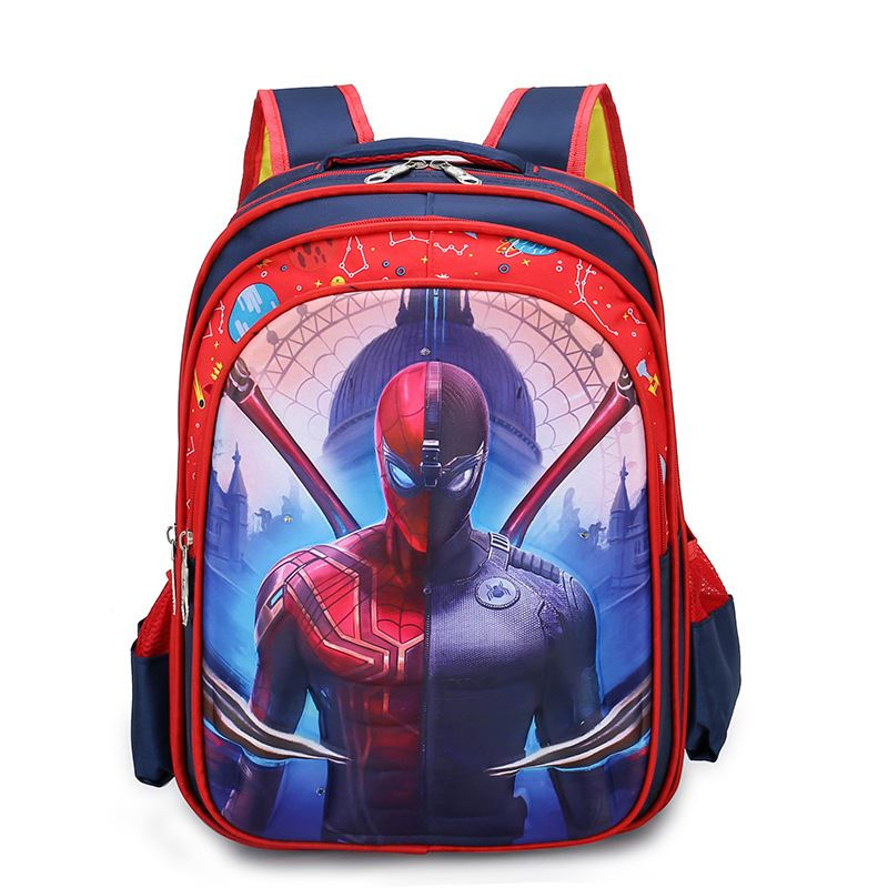 JT11123 LED IDR.145.000 MATERIAL NYLON SIZE L31XH41XW19CM WEIGHT 520GR COLOR SPIDERMAN