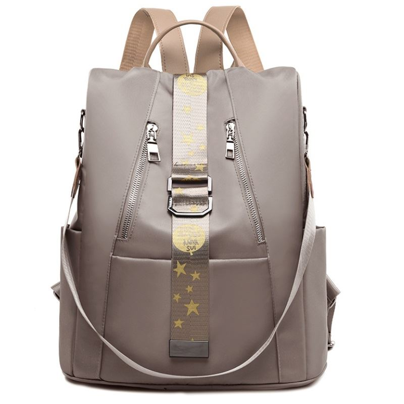 JT1122 IDR.167.000 MATERIAL OXFORD SIZE L32XH36XW15CM WEIGHT 650GR COLOR KHAKI