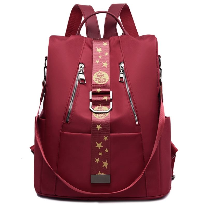 JT1122 IDR.167.000 MATERIAL OXFORD SIZE L32XH36XW15CM WEIGHT 650GR COLOR RED