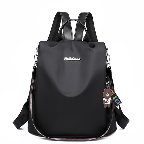 JT11244 IDR.155.000 MATERIAL NYLON SIZE L31XH31XW16CM WEIGHT 500GR COLOR BLACK