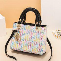 JT11361-bigd Tas Handbag Selempang Wanita Elegan Import Terbaru