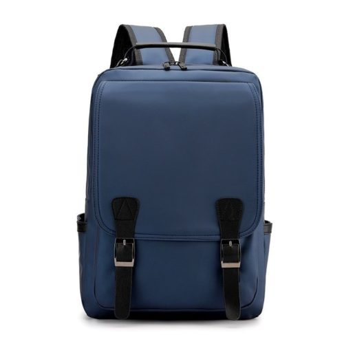 JT1145-blue Tas Ransel Keren Trendy Isi Luas Terbaru