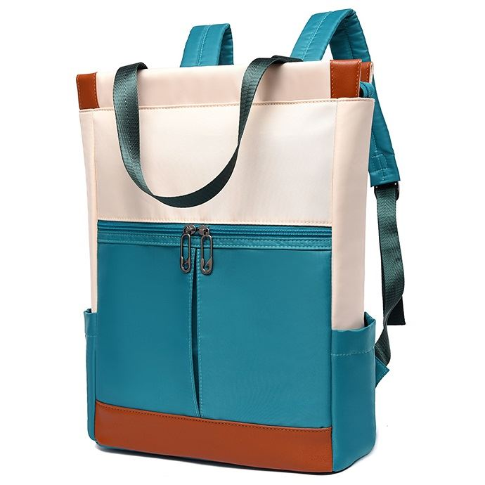 JT1173-green Tas Ransel Fashion Cantik Modis Import