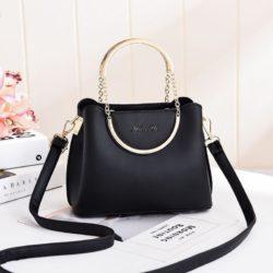 JT1189-black Tas Pesta Elegan Cantik Import Terbaru