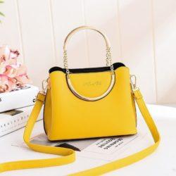 JT1189-yellow Tas Pesta Elegan Cantik Import Terbaru