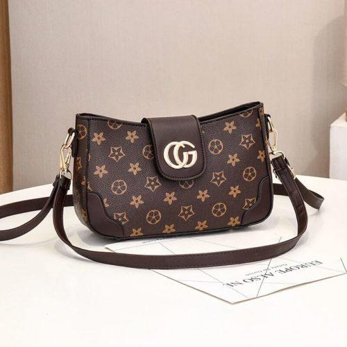 JT12013-starcoffee Tas Selempang Fashion Import Wanita Cantik