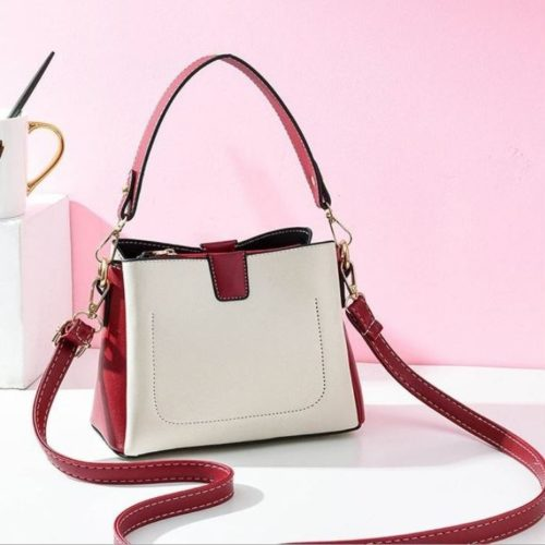 JT1202 IDR.155.000 MATERIAL PU SIZE L20.5XH15XW10CM WEIGHT 550GR COLOR RED