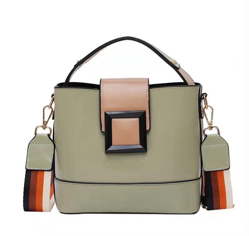 Jual JT120421-green Tas Selempang Fashion Wanita Kekinian ...