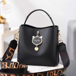 JT12111-black Tas Selempang Wanita Cantik Import Terbaru