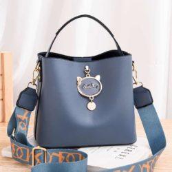 JT12111-blue Tas Selempang Wanita Cantik Import Terbaru