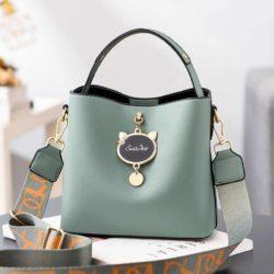 JT12111-green Tas Selempang Wanita Cantik Import Terbaru