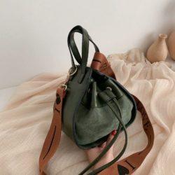 JT12145-green Tas Pingo Selempang Wanita Cantik Elegan