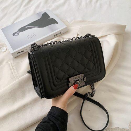 JT12391A-black Tas Clutch Bag Elegan Wanita Cantik Terbaru