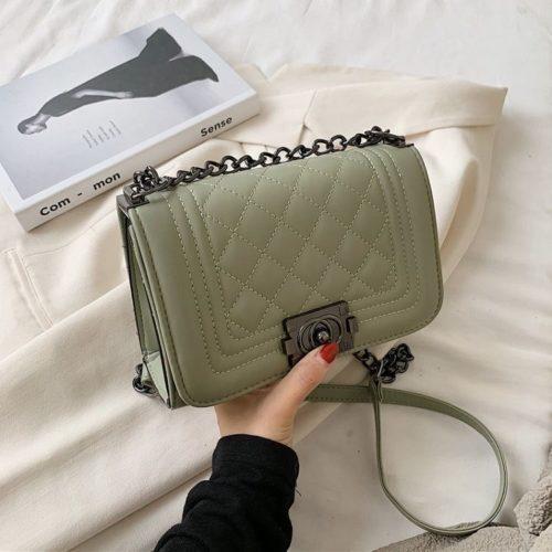JT12391A-green Tas Clutch Bag Elegan Wanita Cantik Terbaru