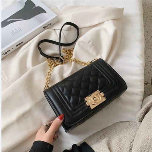 JT12391B-black Tas Clutch Bag Elegan Wanita Cantik Terbaru