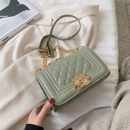 JT12391B-green Tas Clutch Bag Elegan Wanita Cantik Terbaru