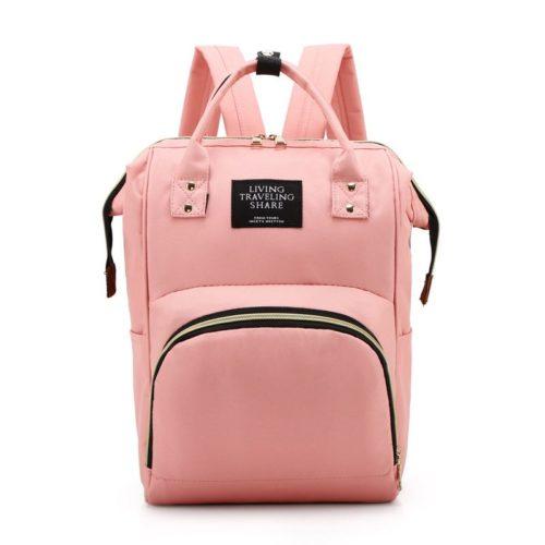 JT1251-pink Tas Ransel Cantik Kekinian Import