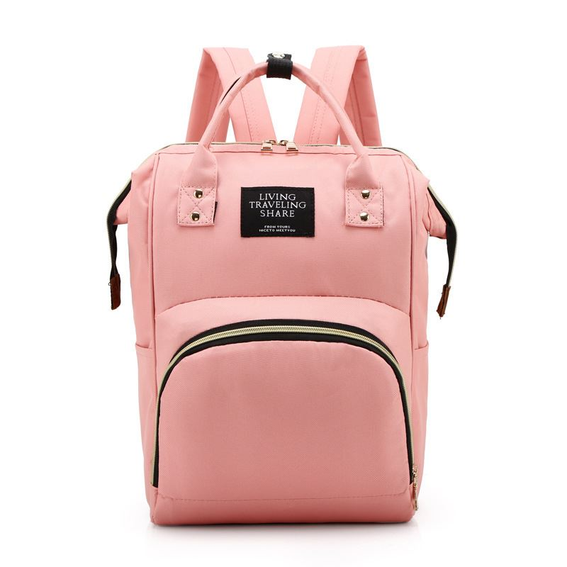 JT1251 IDR.130.000 MATERIAL OXFORD SIZE L25XH40XW16CM WEIGHT 550GR COLOR PINK