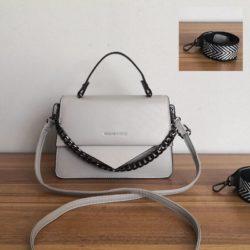 JT1254-gray Tas Selempang Handbag Import Wanita Cantik
