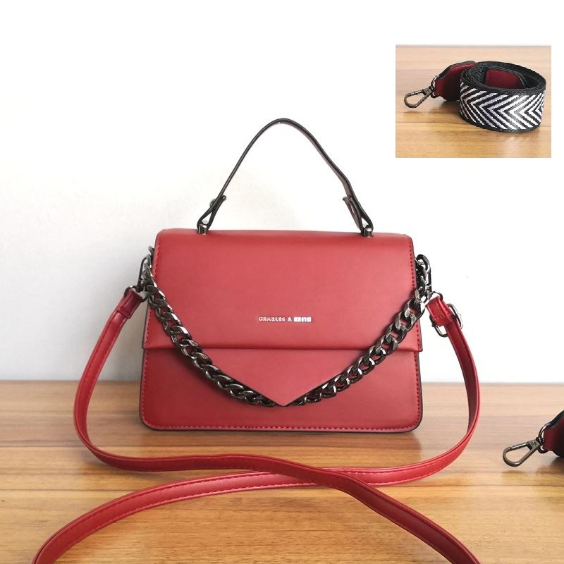 JT1254 IDR.192.000 MATERIAL PU SIZE L23XH16XW7CM WEIGHT 450GR COLOR RED