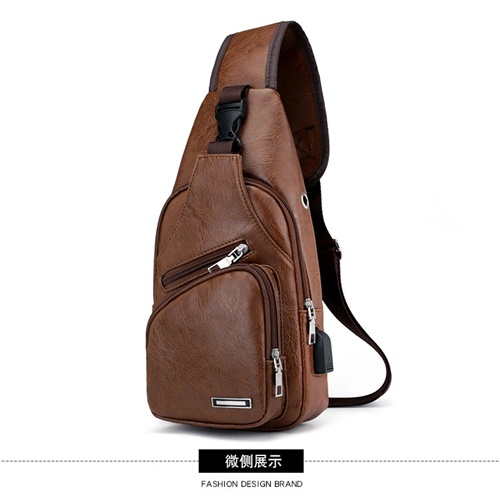 JT12634 IDR.125.000 MATERIAL PU SIZE L17XH35XW6CM WEIGHT 350GR COLOR BROWN