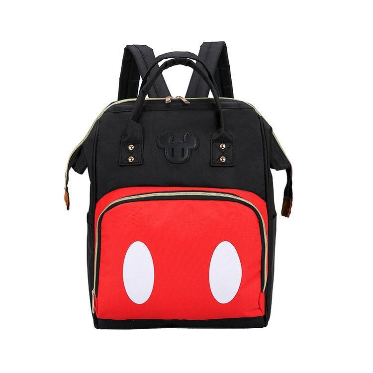 JT12889 IDR.155.000 MATERIAL CANVAS SIZE L26XH39XW16CM WEIGHT 500GR COLOR MICKEY