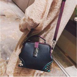 JT1293-purple Tas Selempang Fashion Cantik Kekinian