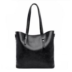 JT13457-black Tas Selempang Tote Wanita Cantik Import