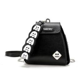 JT14335-black Pingo Bag Selempang Fashion Korea