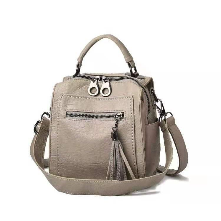 JT147 IDR.175.000 MATERIAL PU SIZE L19XH20XW10CM WEIGHT 560GR COLOR GRAY