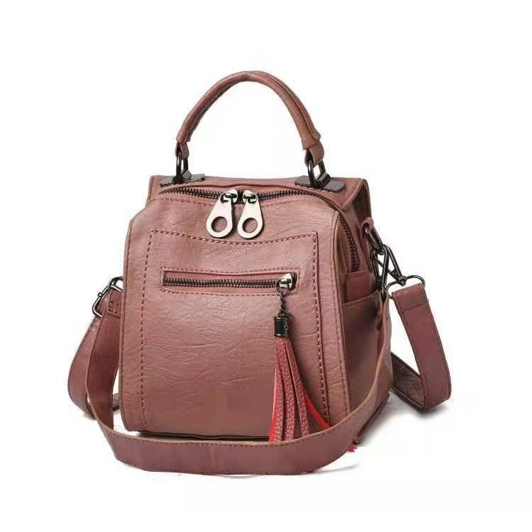 JT147 IDR.175.000 MATERIAL PU SIZE L19XH20XW10CM WEIGHT 560GR COLOR PINK