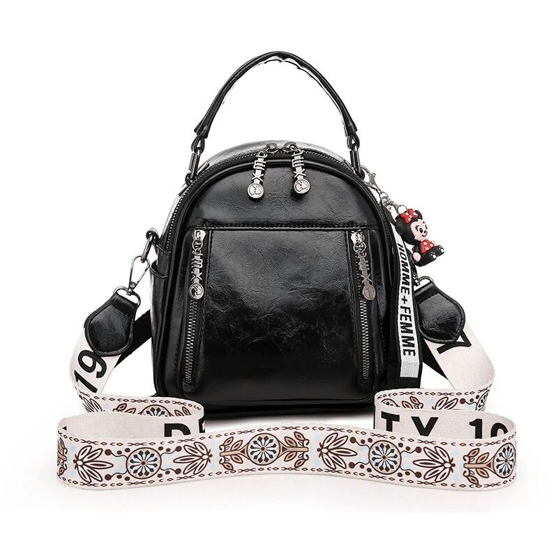 JT1507 IDR.185.000 MATERIAL PU SIZE L20XH23XW9CM WEIGHT 580GR COLOR BLACK