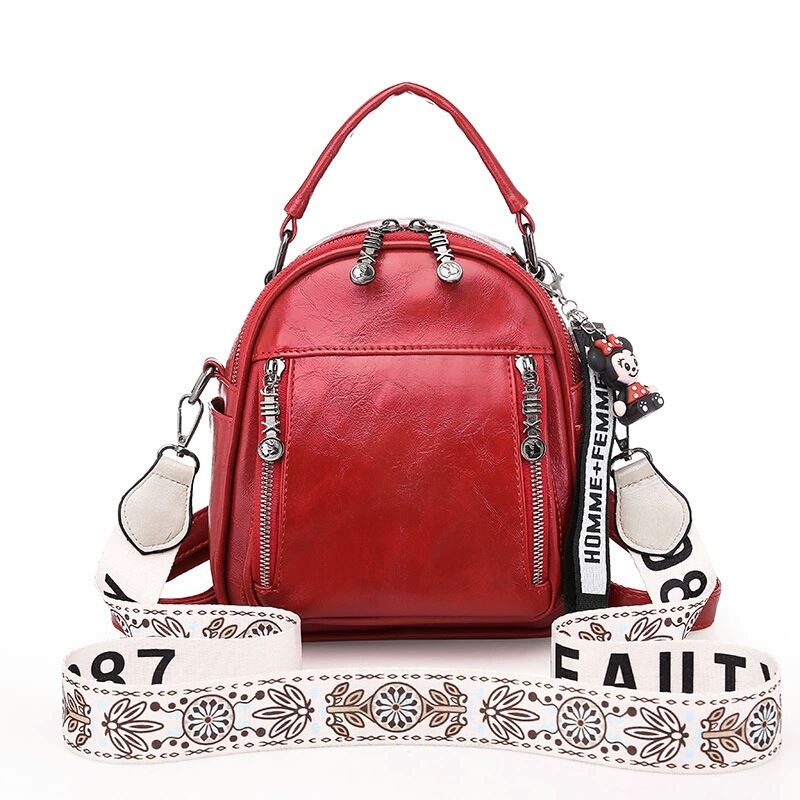 JT1507 IDR.185.000 MATERIAL PU SIZE L20XH23XW9CM WEIGHT 580GR COLOR RED