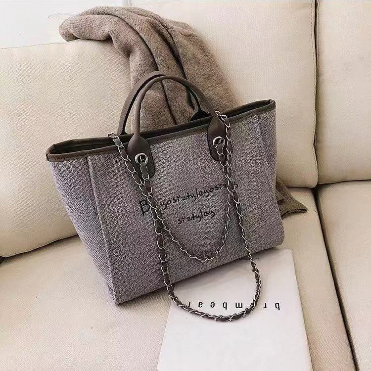 JT15859 IDR.192.000 MATERIAL CANVAS SIZE L32XH24.5XW15CM WEIGHT 800GR COLOR GRAY