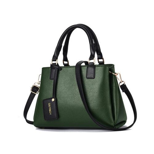 JT1620-green Tas Selempang Handbag Fashion Wanita Elegan