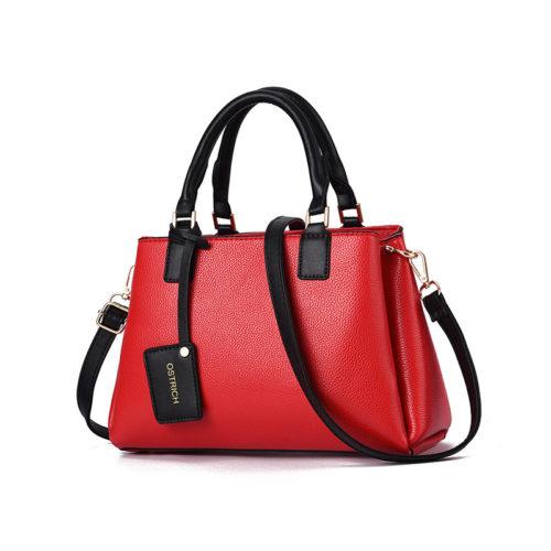 JT1620-red Tas Selempang Handbag Fashion Wanita Elegan