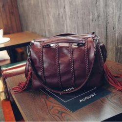 JT1638 IDR.192.000 MATERIAL PU SIZE L30XH25XW10CM WEIGHT 770GR COLOR RED