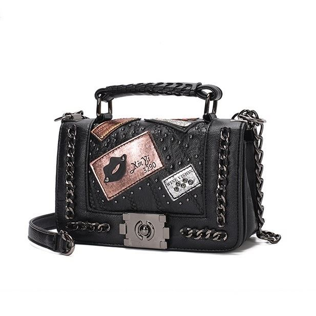 JT1681 IDR.159.000 MATERIAL PU SIZE L20XH13XW8CM WEIGHT 600GR COLOR BLACK