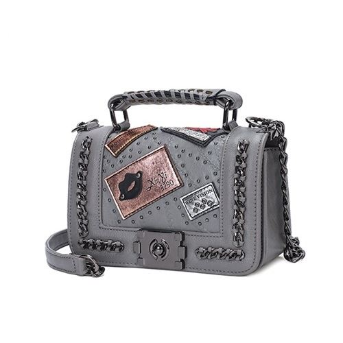 JT1681 IDR.165.000 MATERIAL PU SIZE L20XH13XW8CM WEIGHT 600GR COLOR GRAY