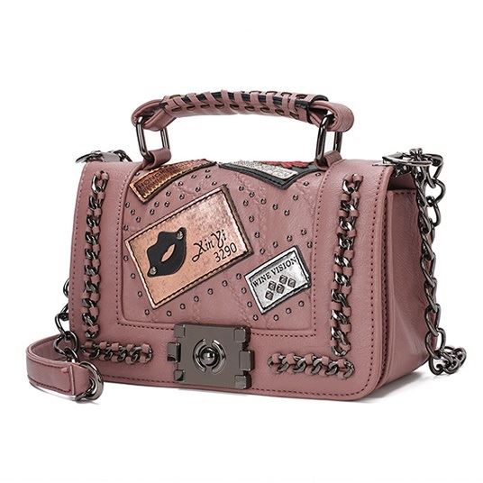 JT1681 IDR.165.000 MATERIAL PU SIZE L20XH13XW8CM WEIGHT 600GR COLOR PINK