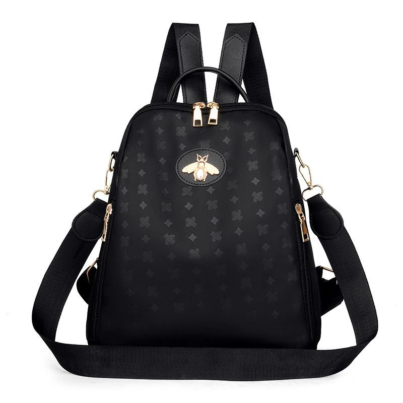 JT1687 IDR.145.000 MATERIAL NYLON SIZE L28XH28XW12CM WEIGHT 400GR COLOR BLACK
