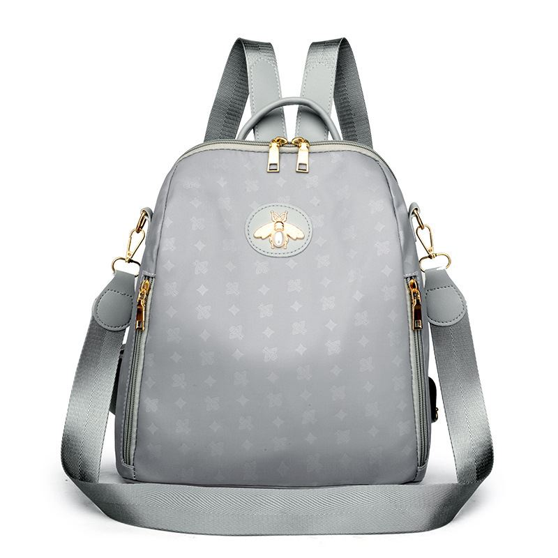 JT1687 IDR.145.000 MATERIAL NYLON SIZE L28XH28XW12CM WEIGHT 400GR COLOR GRAY