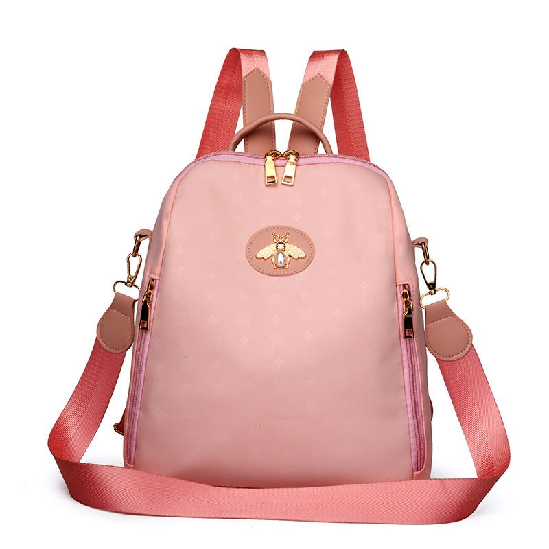 JT1687 IDR.145.000 MATERIAL NYLON SIZE L28XH28XW12CM WEIGHT 400GR COLOR PINK