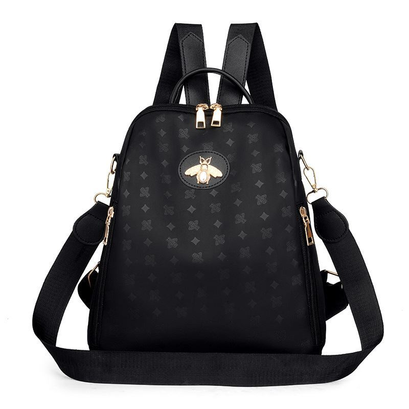 JT1687 IDR.150.000 MATERIAL NYLON SIZE L28XH28XW12CM WEIGHT 450GR COLOR BLACK