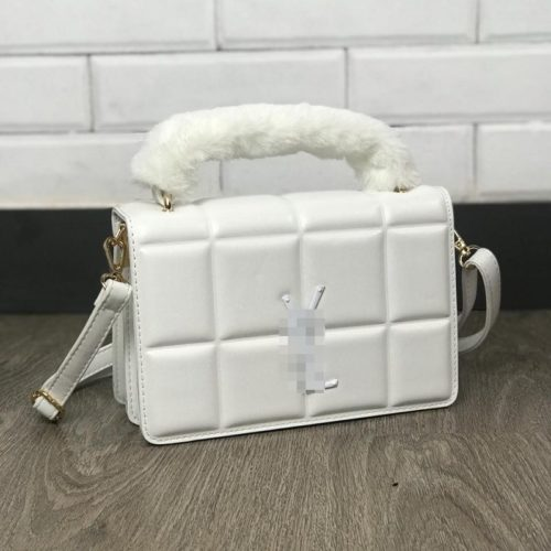 JT1695 MATERIAL PU SIZE L22XH16.5XW10CM WEIGHT 650GR COLOR WHITE