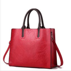 JT1709  IDR.181.000 MATERIAL PU SIZE L32.5XH27.5XW13CM WEIGHT 700GR COLOR RED