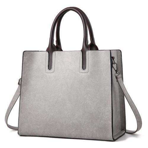 JT1709-gray Tas Handbag Selempang Wanita Cantik Import