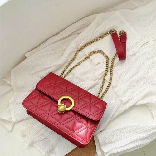 JT17580 IDR.138.000 MATERIAL PU SIZE L22XH14XW8CM WEIGHT 350GR COLOR RED