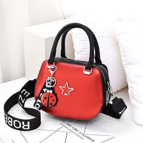 JT1787 IDR.168.000 MATERIAL PU SIZE L23XH17XW9CM WEIGHT 600GR COLOR RED